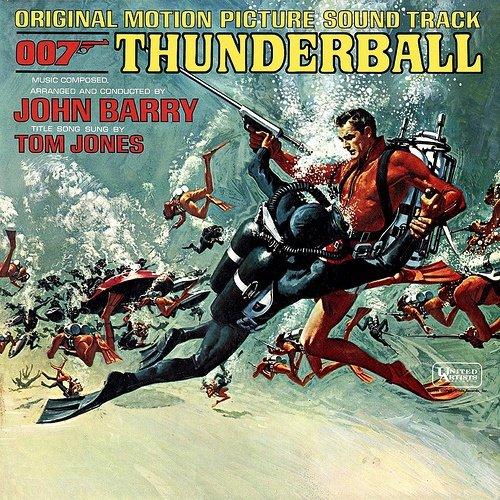 Image of   John Barry - Thunderball - Vinyl / LP