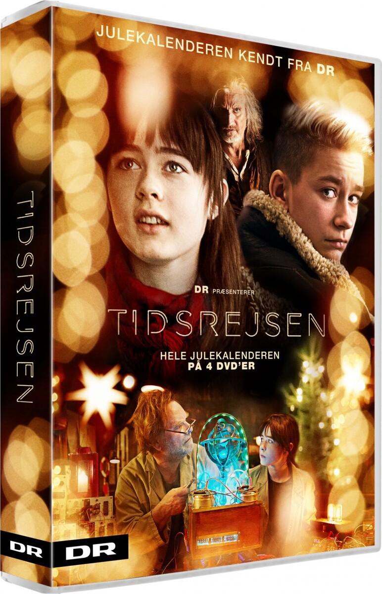Tidsrejsen - Julekalender 2014 Dr - DVD - Tv-serie