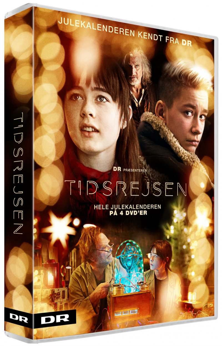 Billede af Tidsrejsen - Dr Julekalender 2014 - DVD - Tv-serie