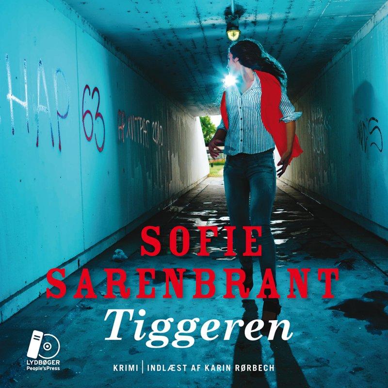 Image of   Tiggeren - Sofie Sarenbrant - Cd Lydbog