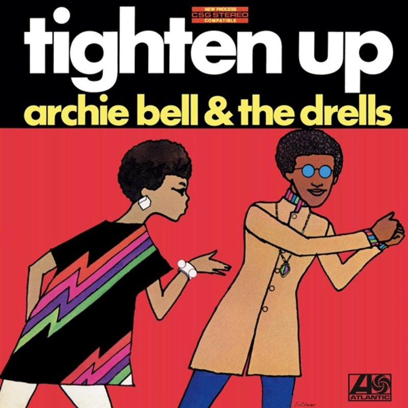 Archie Bell - Tighten Up - Vinyl / LP