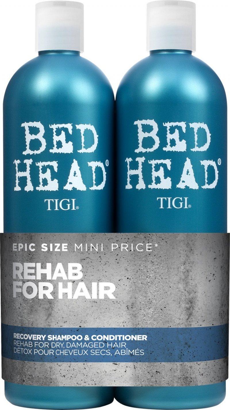 Tigi Bed Head Urban Anti-dotes Recovery Shampoo & Conditioner - 750 Ml