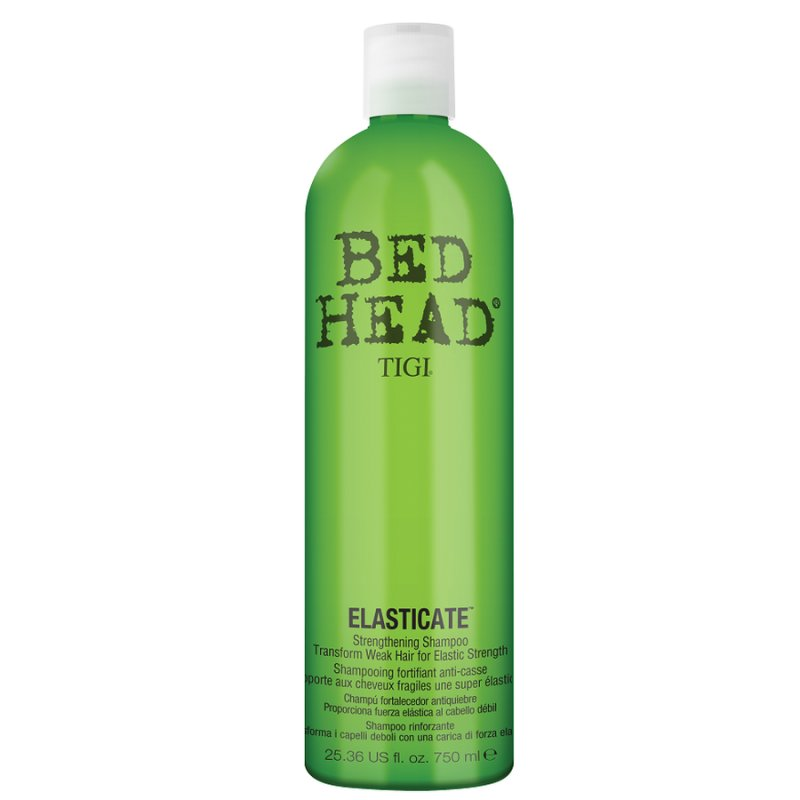 Tigi Bed Head Elasticate Strengthening Shampoo - 750 Ml