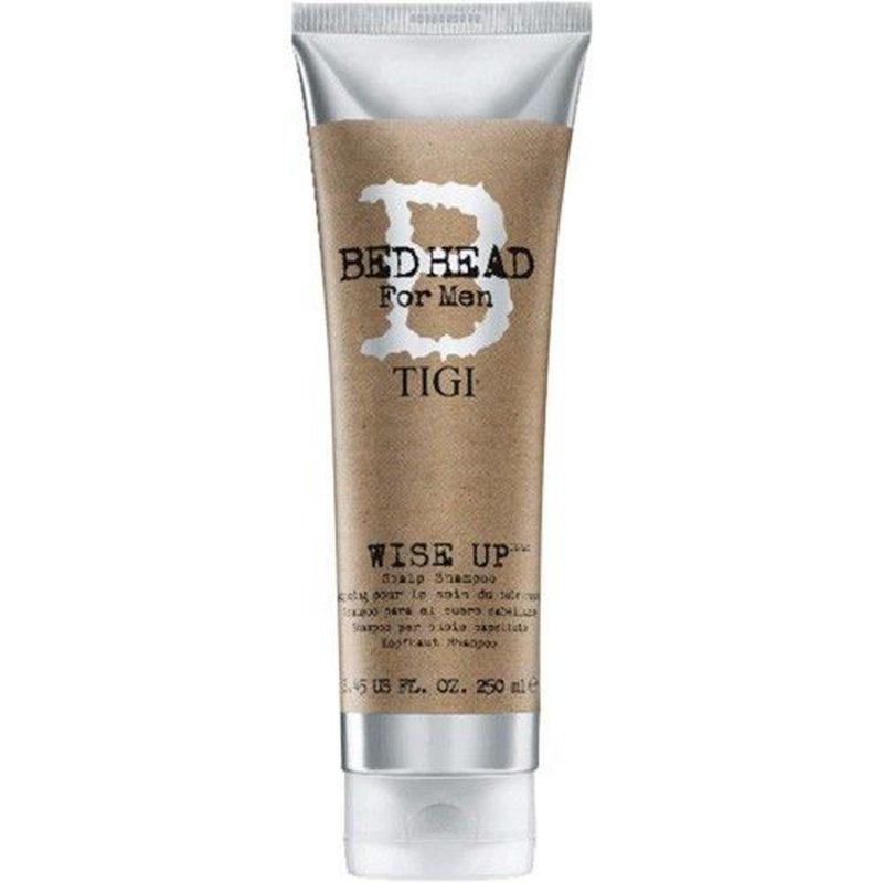 Tigi Bed Head For Men - Wise Up Shampoo - 250 Ml