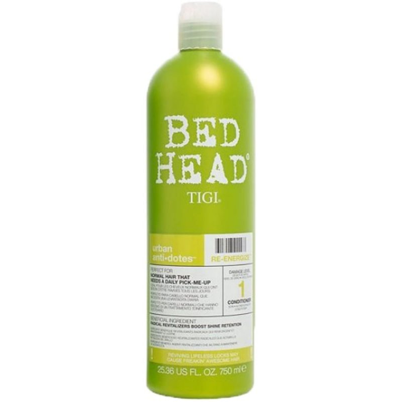 Tigi Bed Head Urban Antidotes Re-energize Conditioner - 750ml