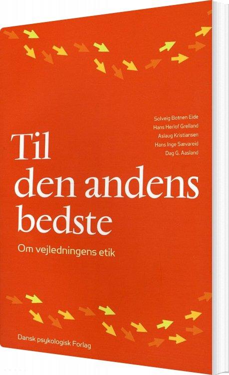 Image of   Til Den Andens Bedste - Solveig Botnen Eide - Bog