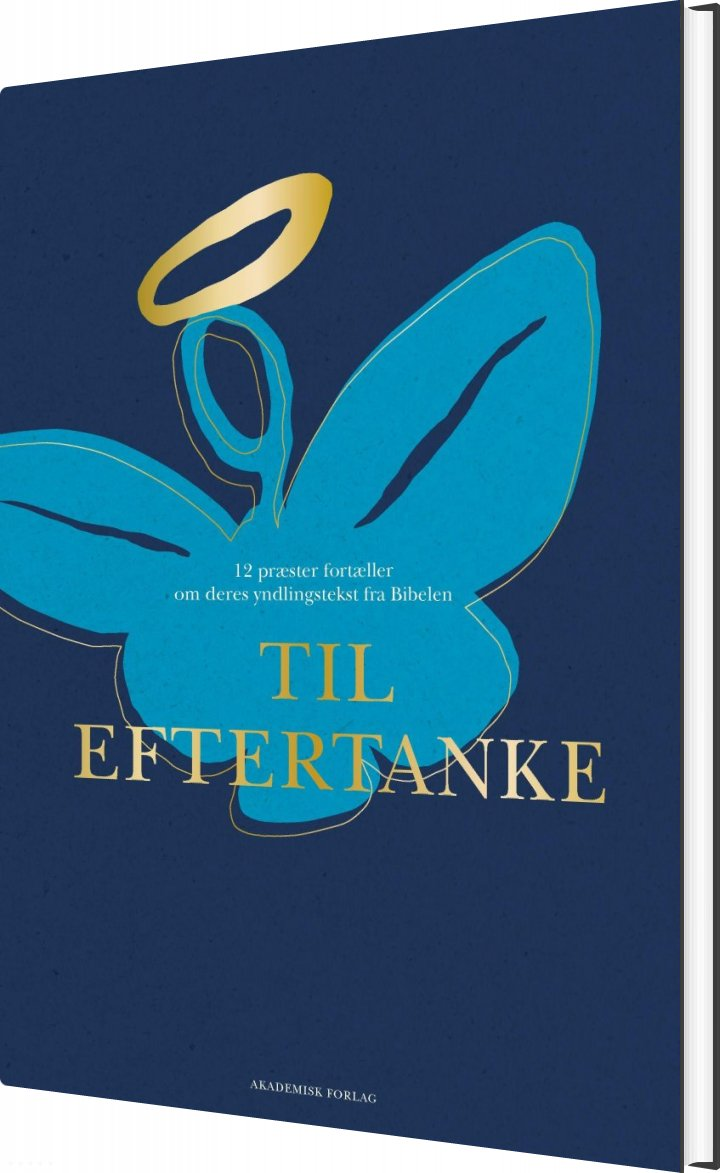 Image of   Til Eftertanke - Thomas Reinholdt Rasmussen - Bog