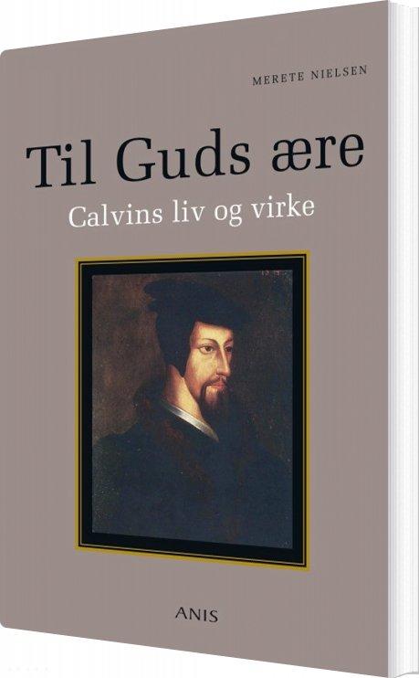 Image of   Til Guds ære - Merete Nielsen - Bog