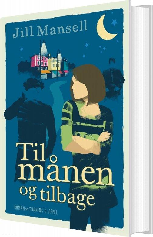 Image of   Til Månen Og Tilbage - Jill Mansell - Bog