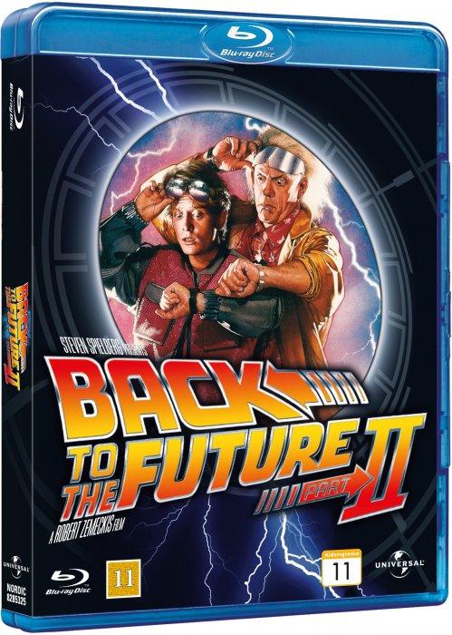 Image of   Back To The Future2 / Tilbage Til Fremtiden 2 - Blu-Ray