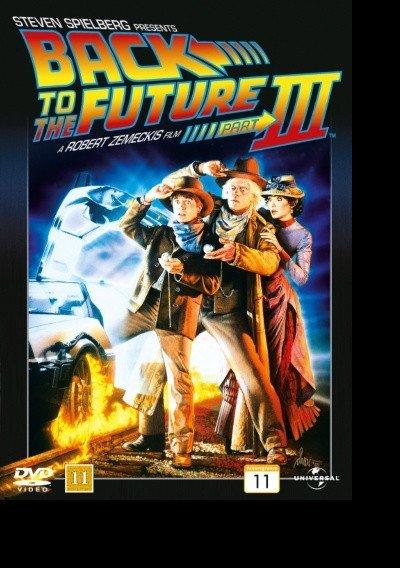 Image of   Back To The Future 3 / Tilbage Til Fremtiden 3 - Blu-Ray