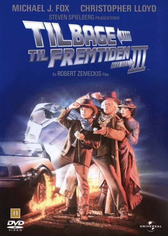 Image of   Back To The Future3 / Tilbage Til Fremtiden 3 - Collectors Edition - DVD - Film