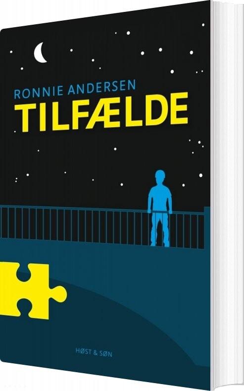 Image of   Tilfælde - Ronnie Andersen - Bog