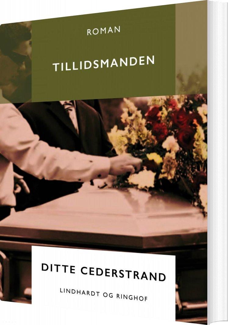 Image of   Tillidsmanden - Ditte Cederstrand - Bog
