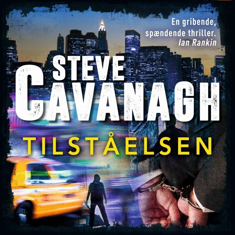 Image of   Tilståelsen - Mp3 - Steven Cavanagh - Cd Lydbog
