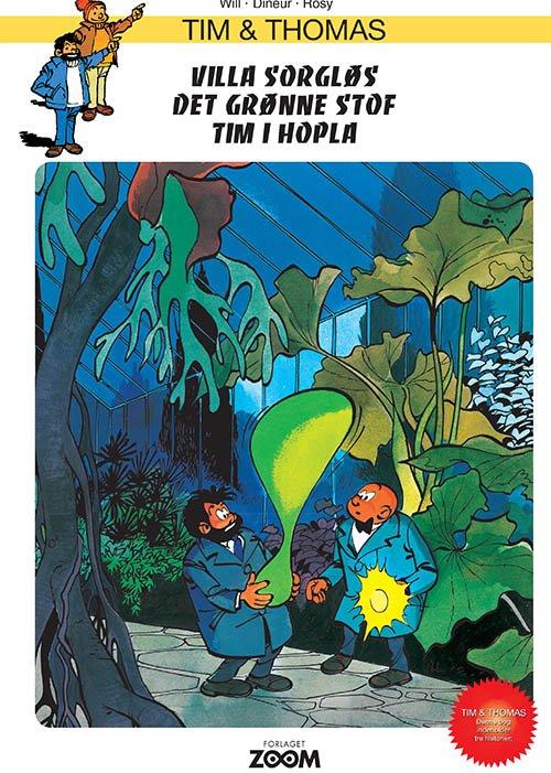 Billede af Tim & Thomas 80 år - Will - Tegneserie