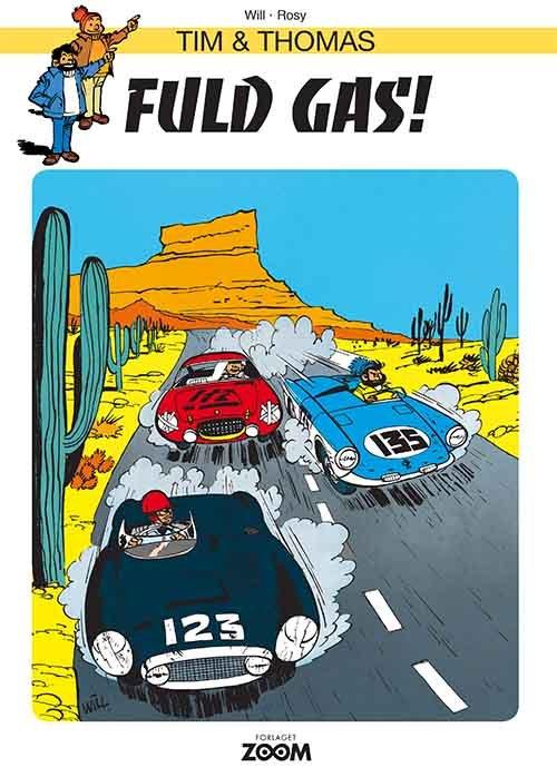 Billede af Tim & Thomas: Fuld Gas! - Will - Tegneserie