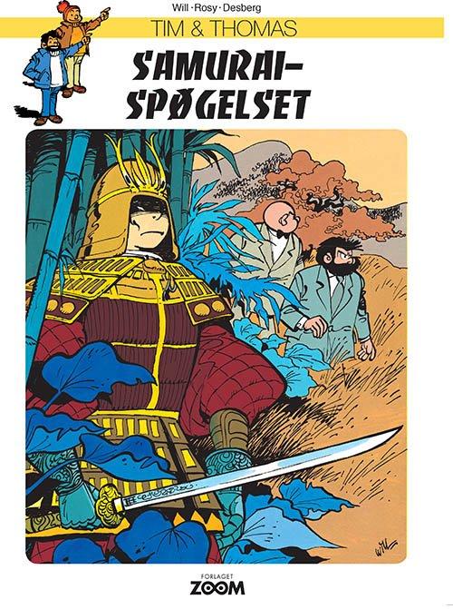 Billede af Tim & Thomas: Samurai-spøgelset - Will - Tegneserie