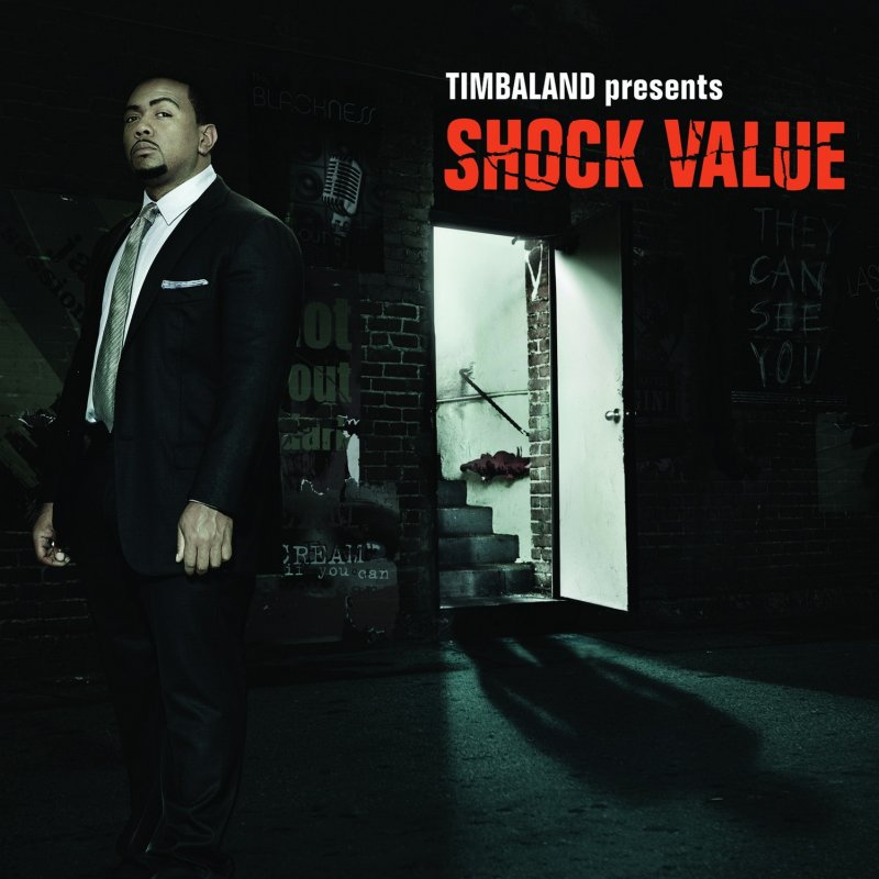 Image of   Timbaland - Shock Value (slidepack) - CD