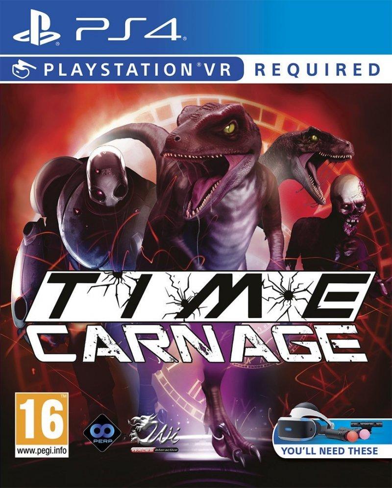 Time Carnage (psvr) - PS4