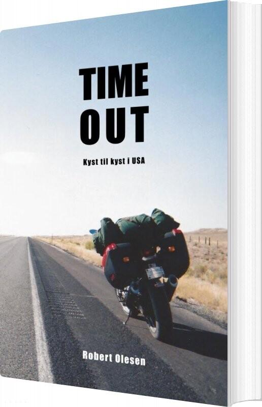Time Out - R. Olesen - Bog