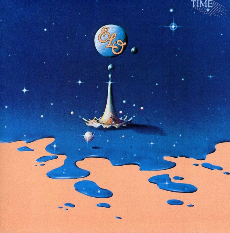 Image of   Electric Light Orchestra - Time - CD