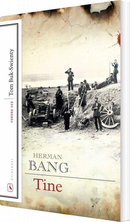 Image of   Tine - Herman Bang - Bog