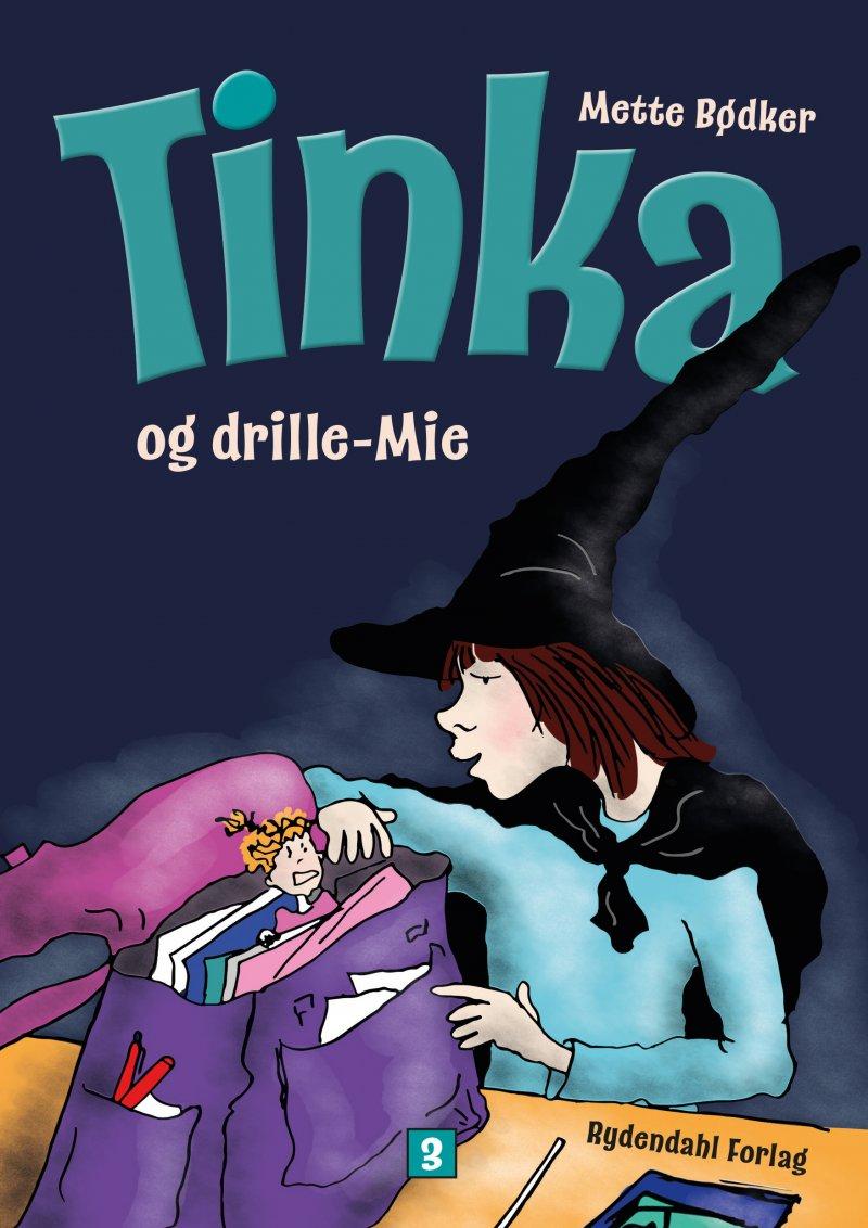 Image of   Tinka Og Drille-mie - Mette Bødker - Bog