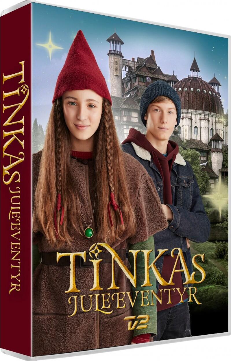Tinkas Juleeventyr - Tv2 Julekalender 2017 - DVD - Tv-serie