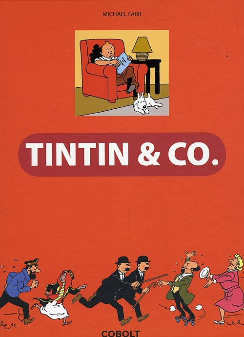 Billede af Tintin & Co - Michael Farr - Tegneserie