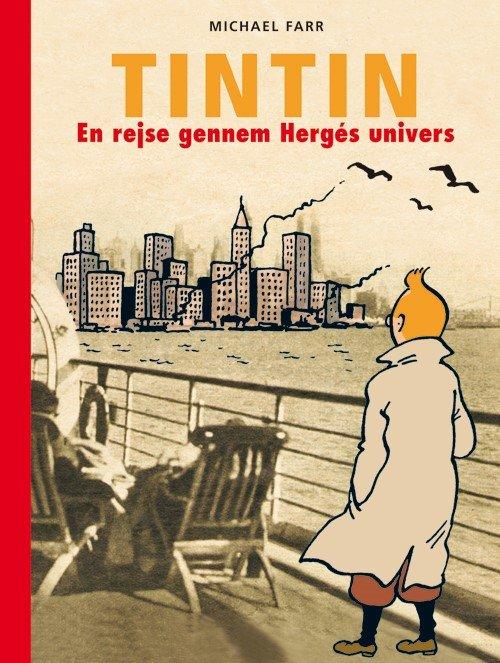 Billede af Tintin - En Rejse Gennem Hergés Univers - Michael Farr - Tegneserie