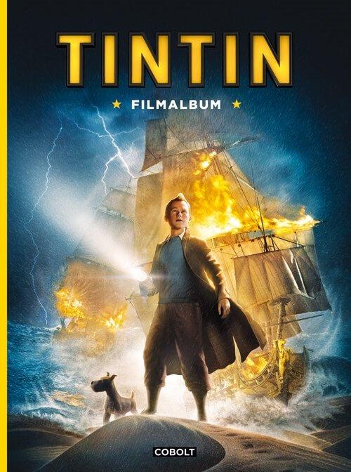 Image of   Tintin Filmalbum: Tintins Oplevelser - Hergé - Tegneserie