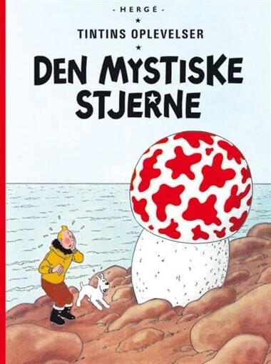 Billede af Tintins Oplevelser: Den Mystiske Stjerne - Hergé - Tegneserie