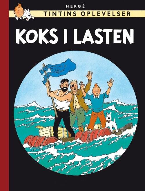 Billede af Tintins Oplevelser: Koks I Lasten - Hergé - Tegneserie
