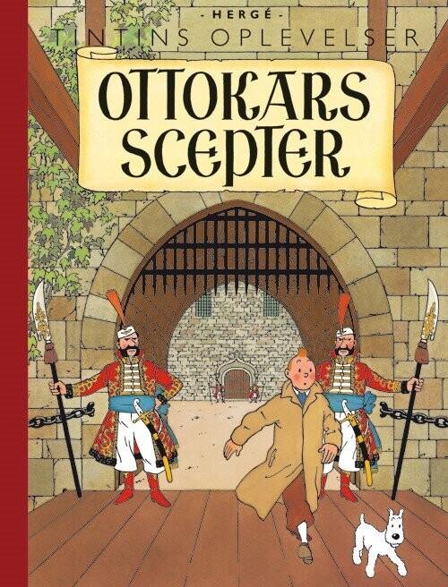 Billede af Tintins Oplevelser: Ottokars Scepter - Hergé - Tegneserie