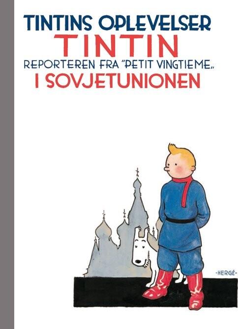 Billede af Tintin - I Sovjetunionen - Hergé - Tegneserie