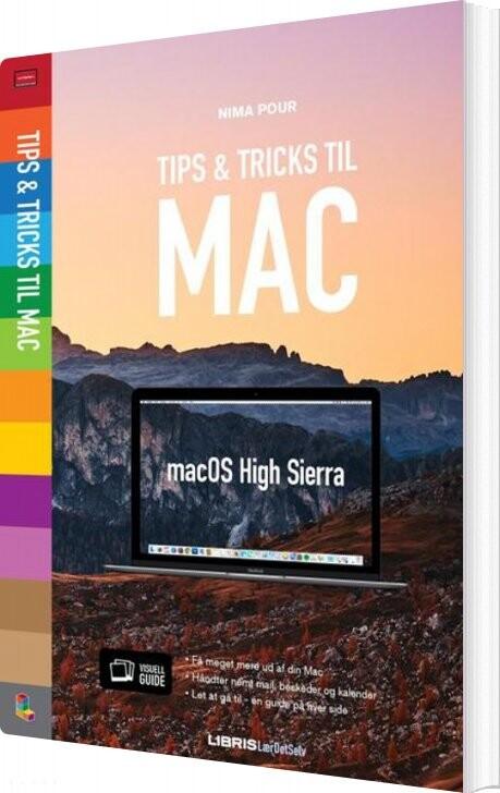 Billede af Tips & Tricks Til Macbook - Nima Pour - Bog