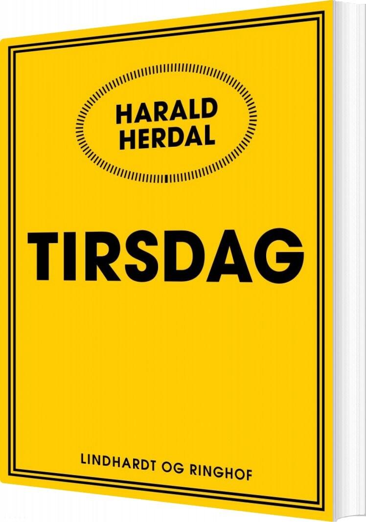 Image of   Tirsdag - Harald Herdal - Bog