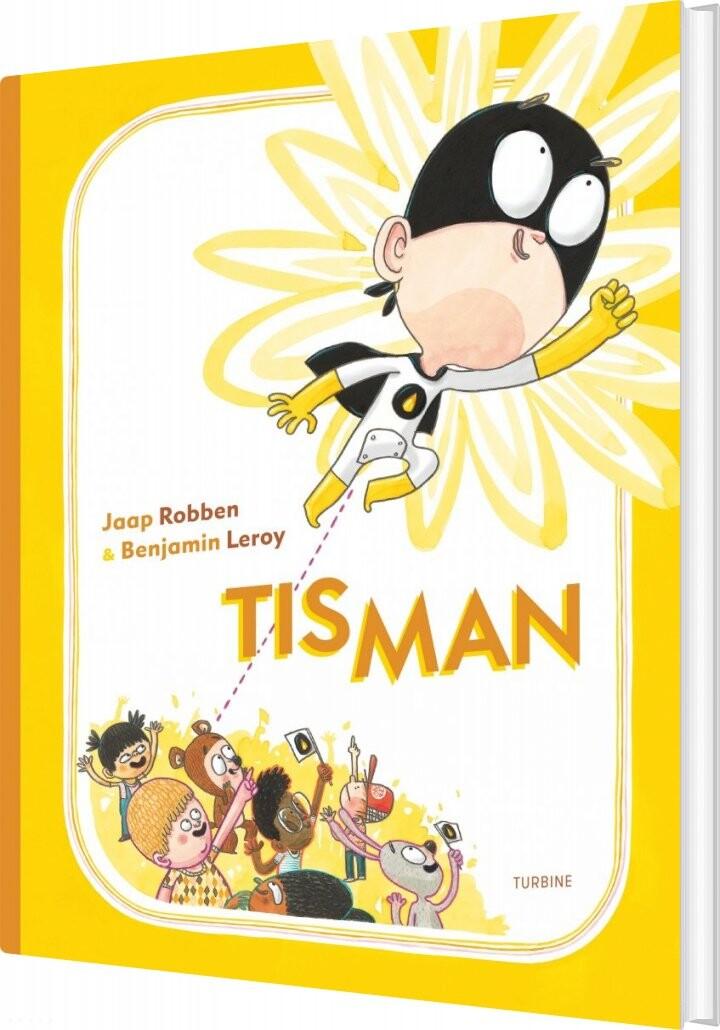 Image of   Tisman - Jaap Robben - Bog