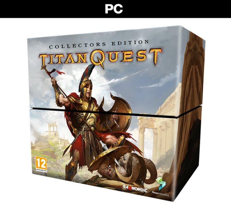 Image of   Titan Quest - Collectors Edition - PC
