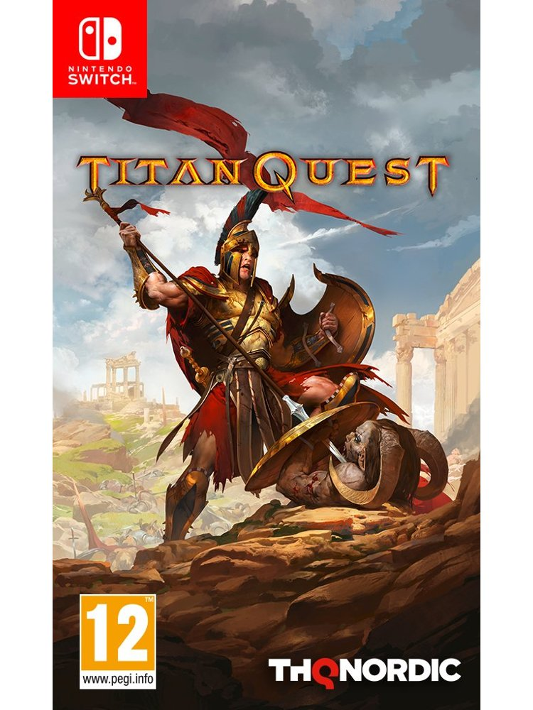 Image of   Titan Quest - Nintendo Switch