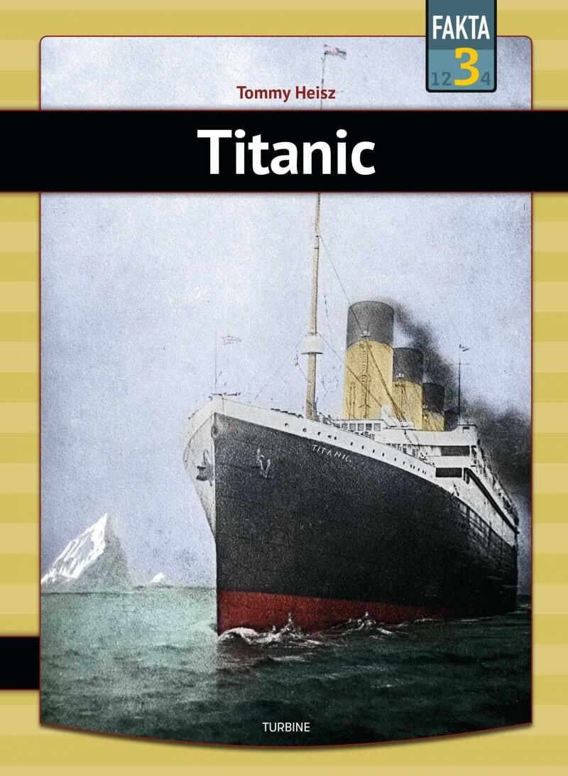 Titanic - Tommy Heisz - Bog