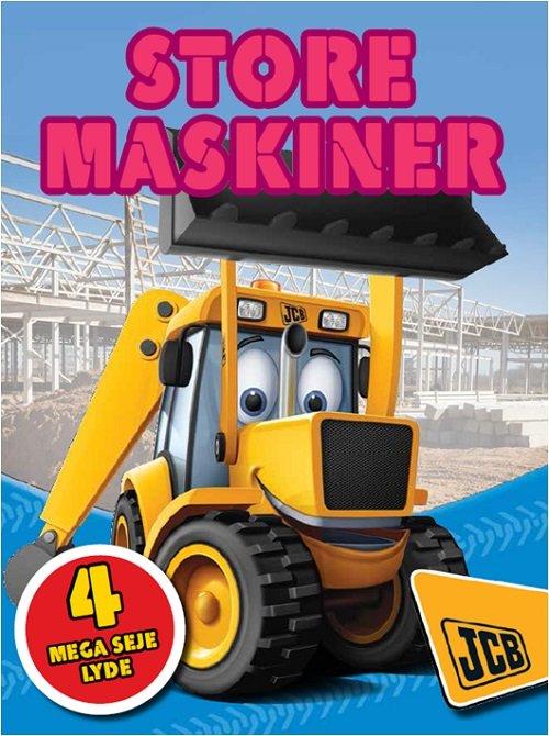 Store Maskiner - Igloo Books - Bog
