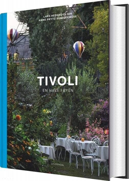 Tivoli - Lars Hedebo Olsen - Bog