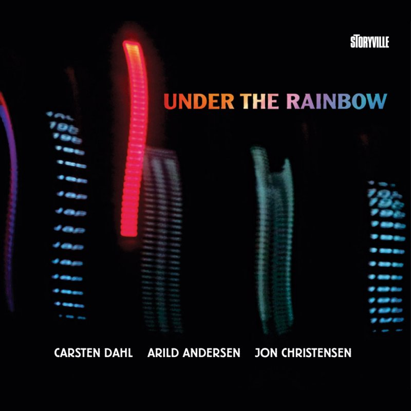 Image of   Carsten Dahl - Under The Rainbow - CD