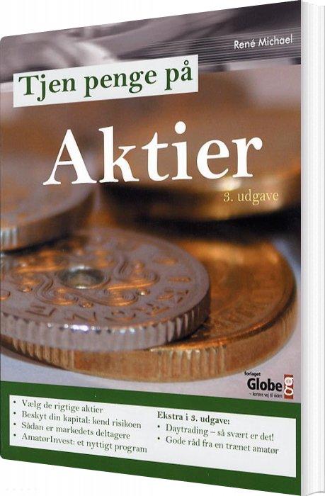 Tjen Penge På Aktier Af René Michael → Køb bogen billigt her