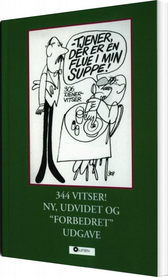 Tjener, Der Er En Flue I Suppen - Peter Olufsen - Bog