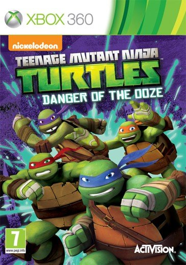 Tmnt: Danger Of The Ooze - Xbox 360