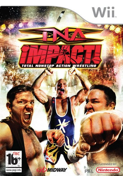 Image of   Tna Impact - Dk - Wii