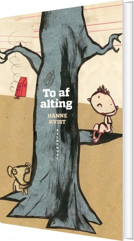 Image of   To Af Alting - Hanne Kvist - Bog